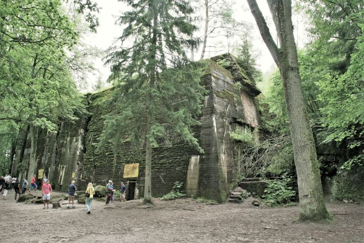 Hitlers Bunker