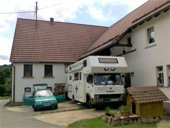 Wohnmobil Fenster undicht