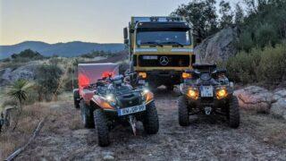 Yamaha ATV im Wohnmobil – das Multi-Terrain-Monster