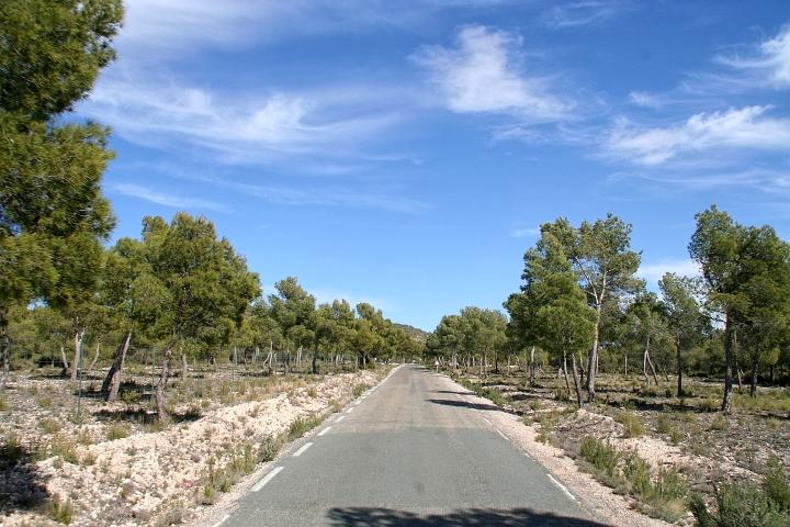 Natur spanien